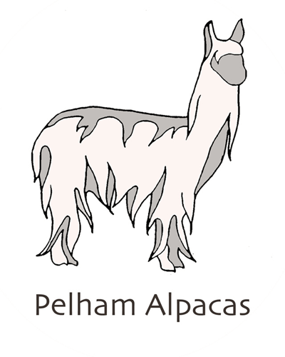 Pelham Alpacas Logo